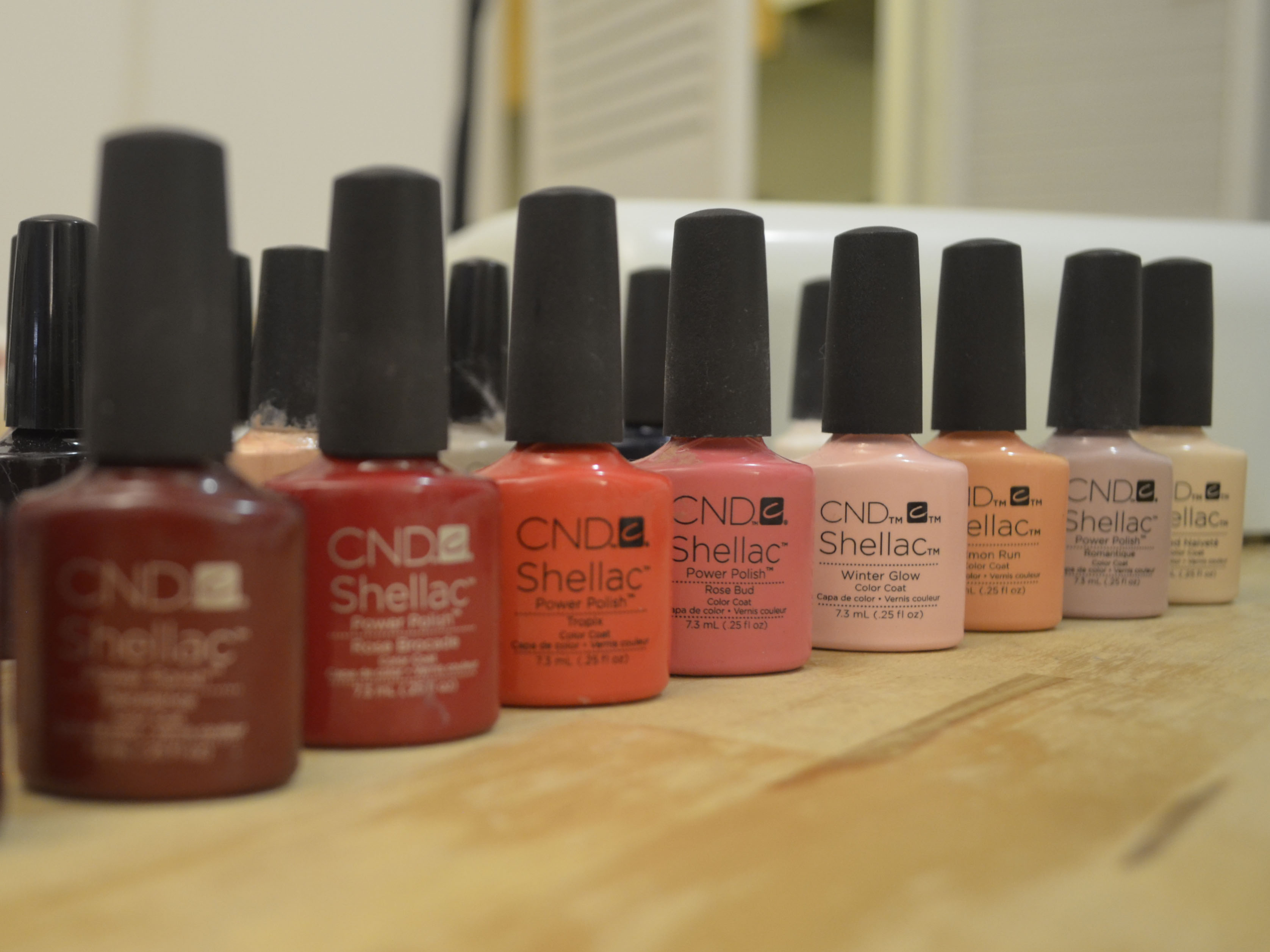 Nail Colors In Trend This Fall - Savage Beauty Magazine
